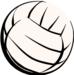 volleyball-white