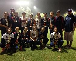 2016 Mission Viejo Tournament: 12U Select