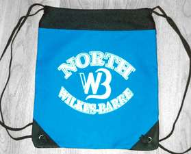 NWB Drawstring Bag