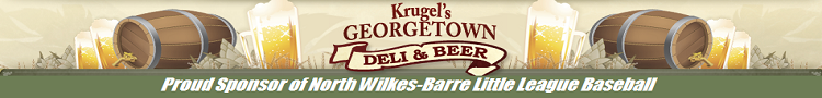 Krugel's Georgetown Deli banner ad