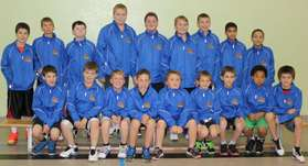 Mini boy teams