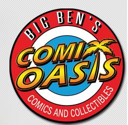 Big Ben's Comix Oasis
