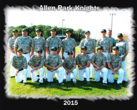 2015 15U Knights