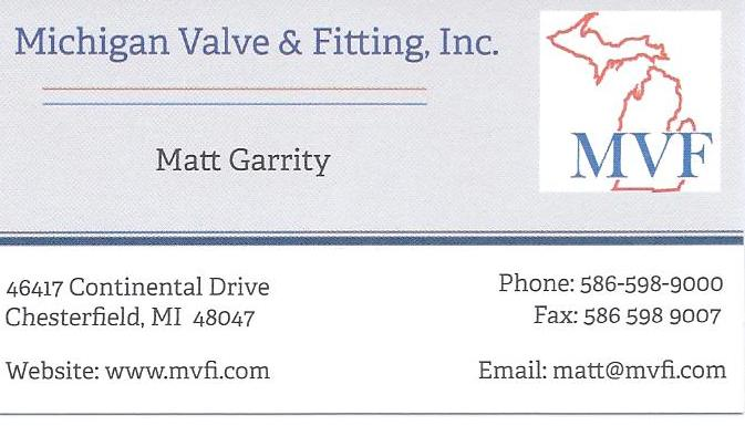 Michigan Valve & Fitting