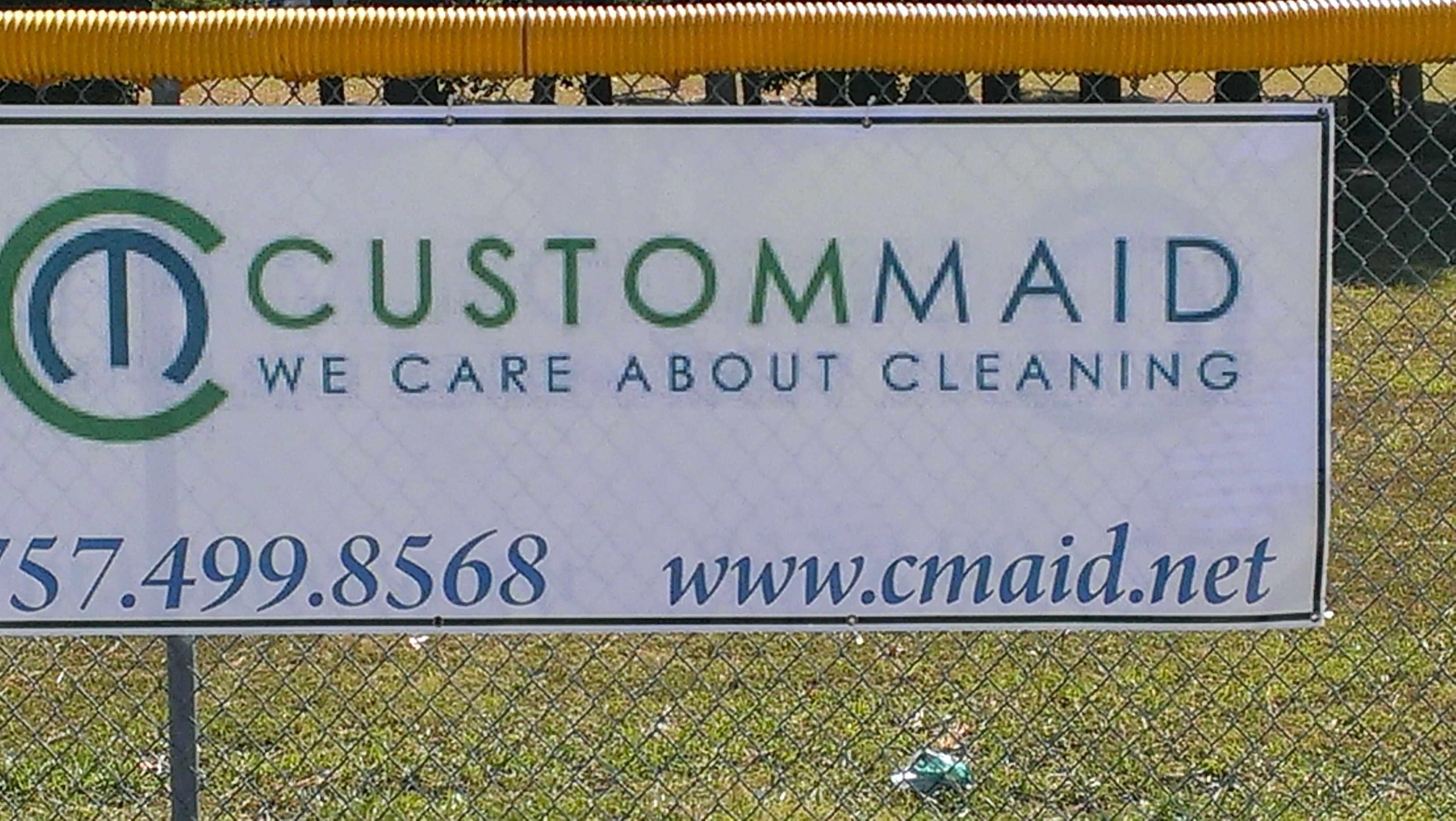 CustomMaid banner