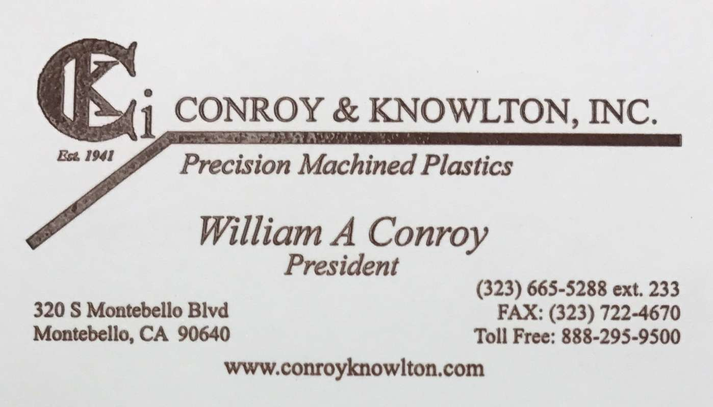 Conroy & Knowlton