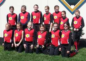 10U EXPLOSION JENNIE FINCH