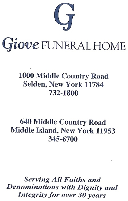 Giove Funeral Home