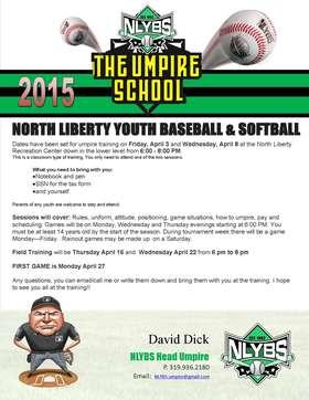 2015 Umpire