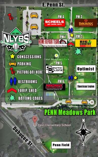 Penn Map