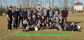 2015 CPWFL Champs