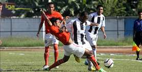 Persidafon vs Persija 2013