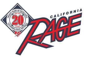 CA RAGE 20 YR LOGO