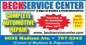 Becks Service Center