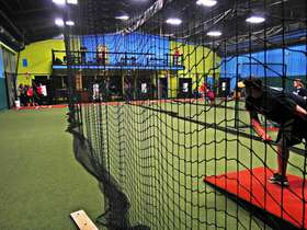 Double Play Sports Cages