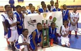 AUU Boys Basketball 10 Under