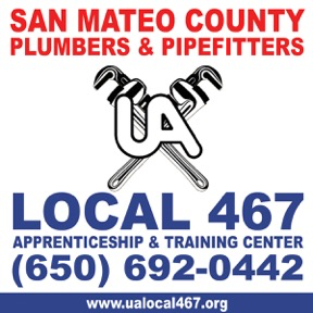 San Mateo County Plumbers & Pipefitters Local 467 Apprentice