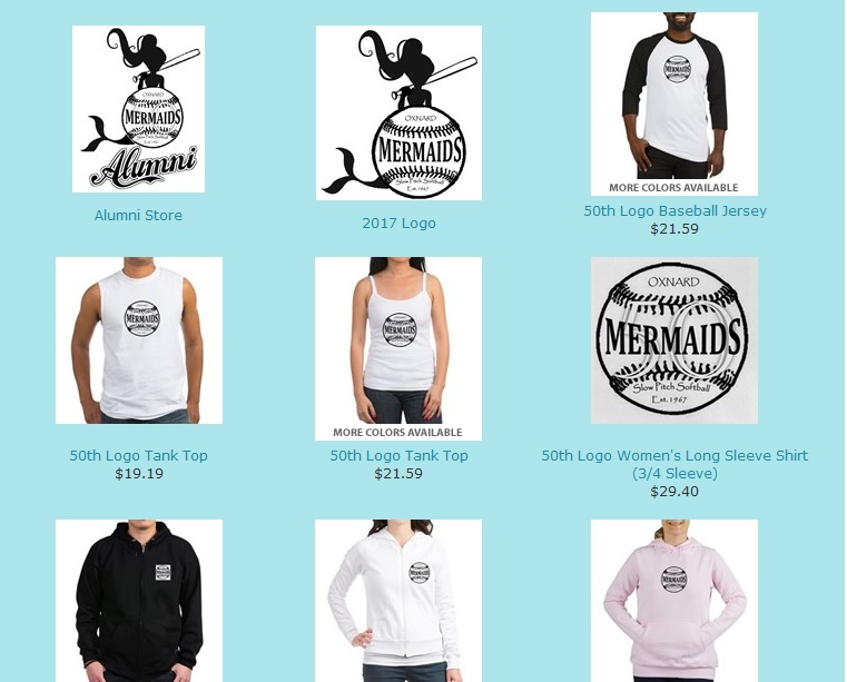 17 Mermaid Gear Shop