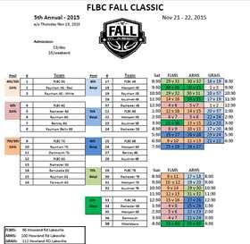 Fall Classic 2015