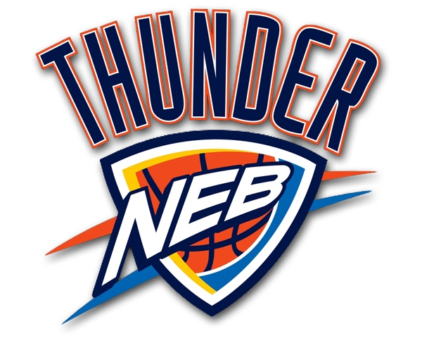 Thunder Logo White