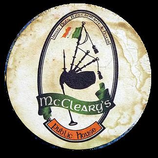 Logo McCleary's