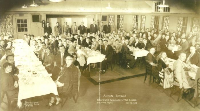 1955 SALL Banquet