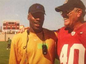 Coach Mo and Barry