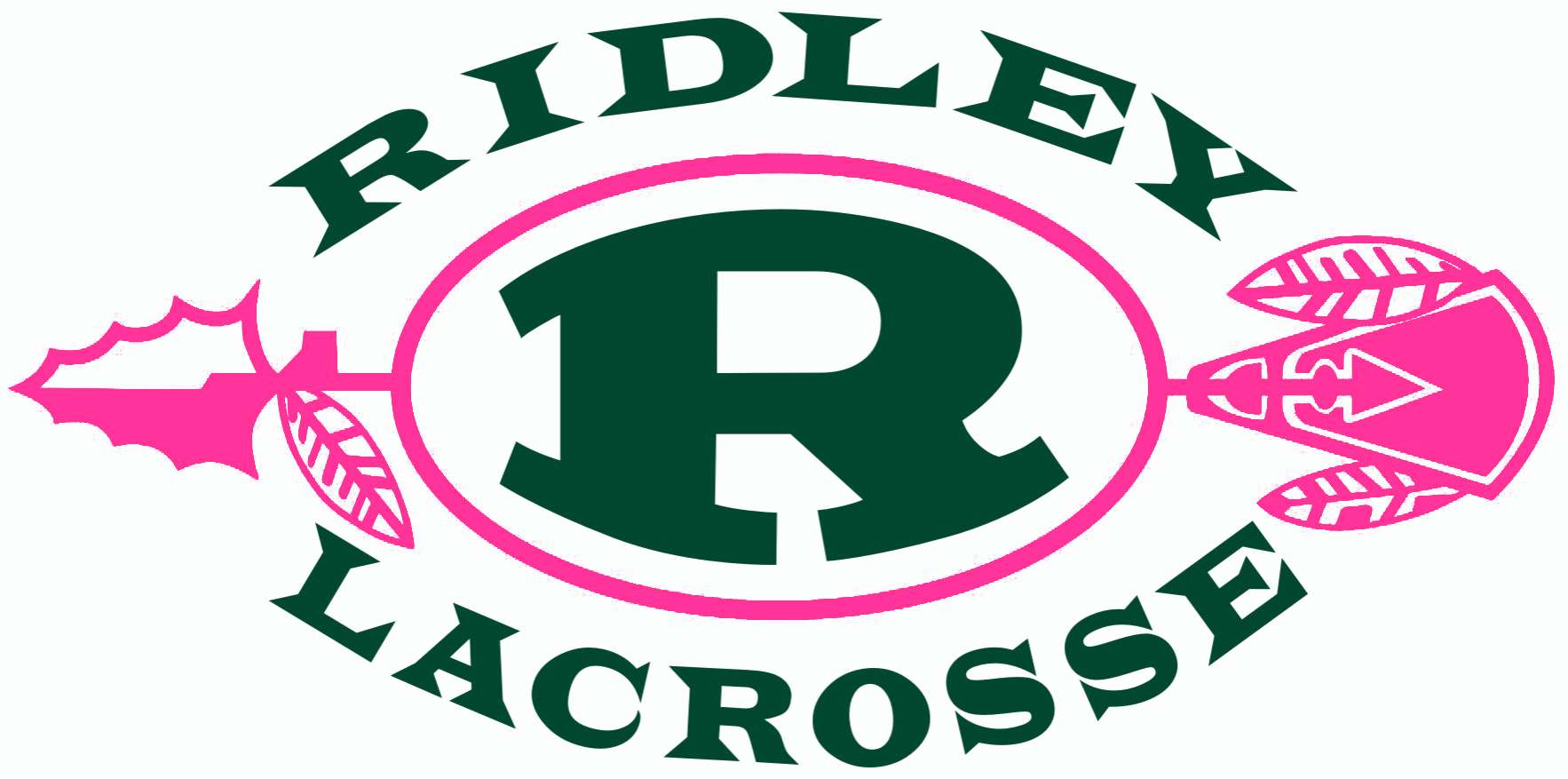 Girls Lax - White Back - Letters