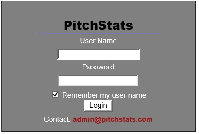 Pitchstats