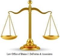 Blaine DeFreitas Logo
