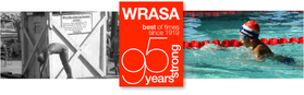 wrasa swimming surrey BC header