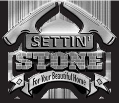 Settin' stone logo