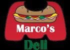 Marco's deli logo