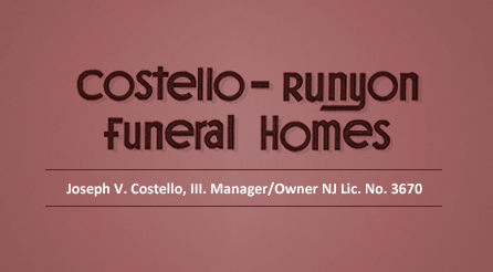 Costello funeral home