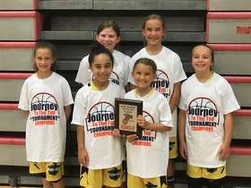 Lady Shooters 5th Grade