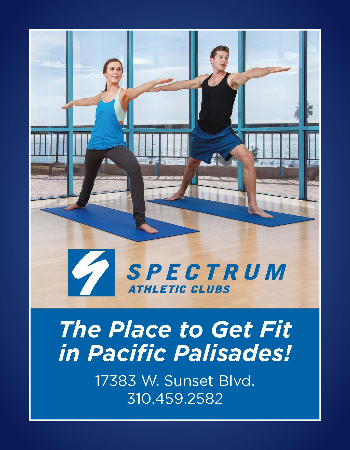 Spectrum Athletic Clubs
