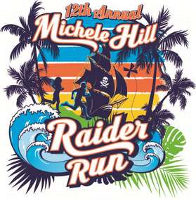 2018 Raider Run Logo