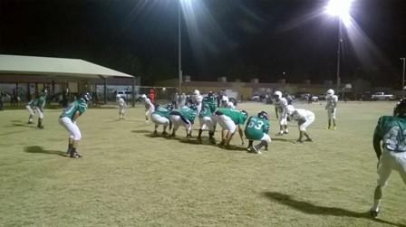 South vs Murphy championship