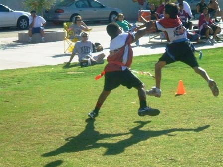 2007 Class B  11 U Outsiders vs Glendale