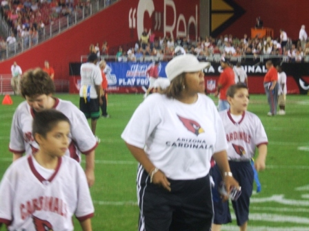 08 Halftime Renee coaches