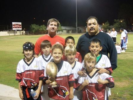 2007 FF Class C FCS champ Outsiders