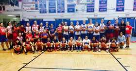 DC Girls Basketball 2016-2017