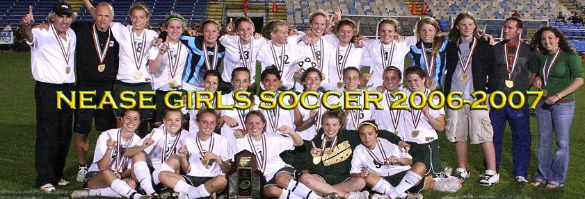 Nease Girl's Soccer