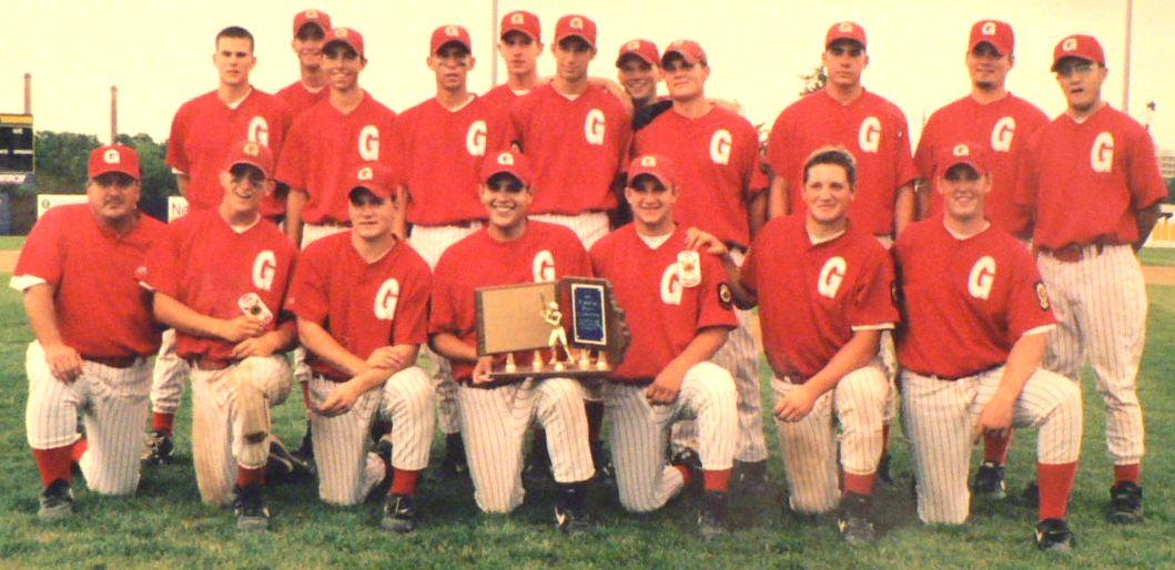 GHS Baseball Legion Champions
