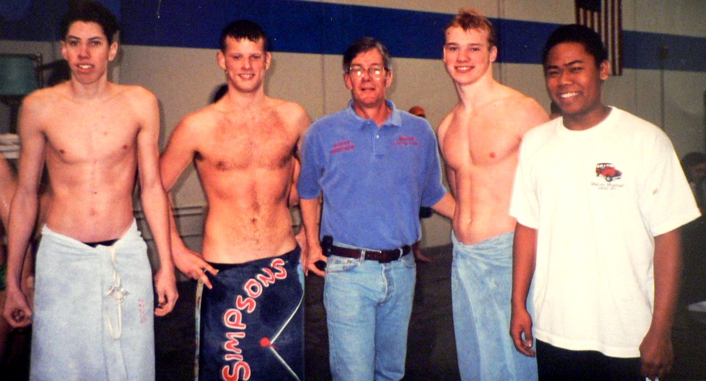 1999 Swimming Champions