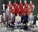 1986 Final Four Team Photo