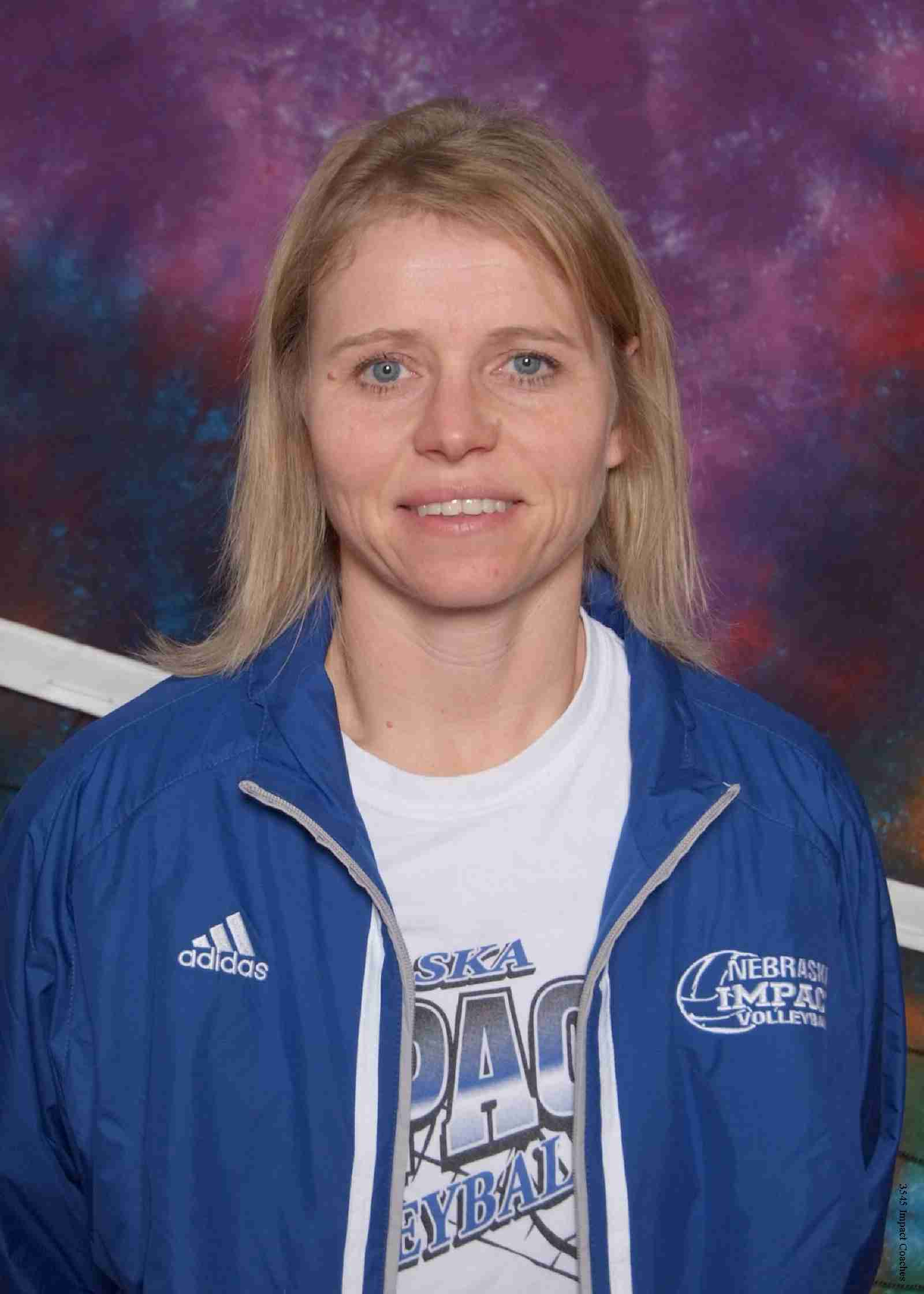 Coach Mary Mozena