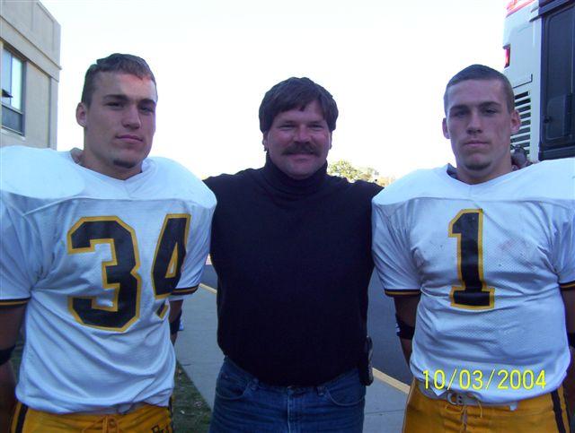 Darren & Dan Cereshko BW 2004