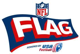 NFL Flag Logo