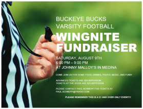 Bucks WingNite